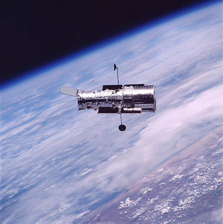 Hubble Space Telescope-image courtesy NASA
