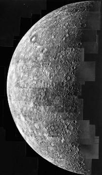 Mercury (image courtesy NASA)