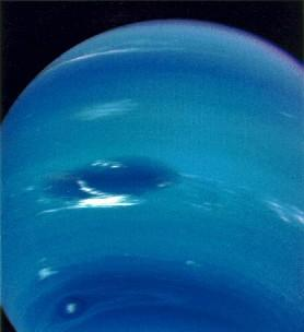 Neptune (image courtesy NASA)